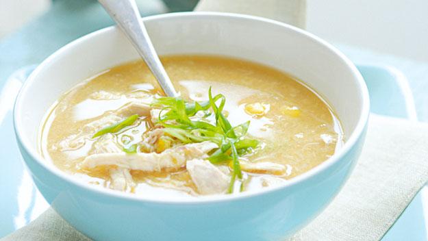 resep sup ayam jagung manis