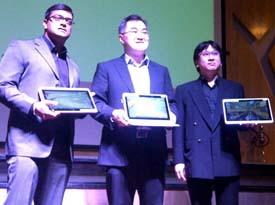 Peluncuran Acer Aspire P3