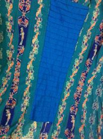 Batik motif khas Pontianak..Burung Enggano...