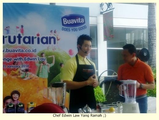 Chef Edwin Law Yang Ramah-