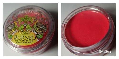 Trend Warna Sariayu Inspirasi Borneo - Untuk Makeup Sehari