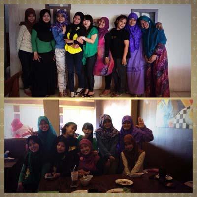 kopdar mini emak blogger februari 2014