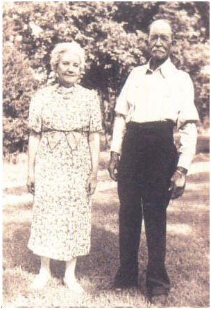 Laura dan Almanzo sebelum wafat