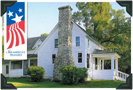 Rumah keluarga Wilder – Rocky Ridge Farm