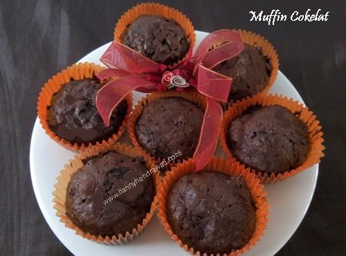 Muffin Cokelat