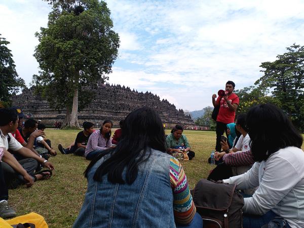 For Borobudur 5
