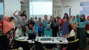 Arisan Ilmu Surabaya: Etika Menulis dan Video Blogging