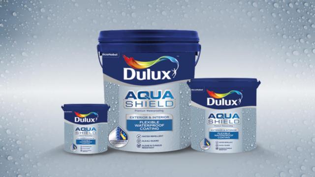 Dulux Aquashield: Melindungi Rumah Bocor dengan Sempurna