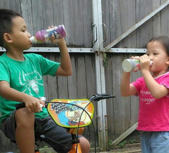 FiberKid Cara fun untuk memenuhi kebutuhan serat pangan anak.