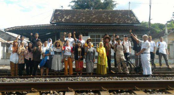 Mewarnai Indonesia: Jelajah Heritage di Stasiun Maguwo Lama