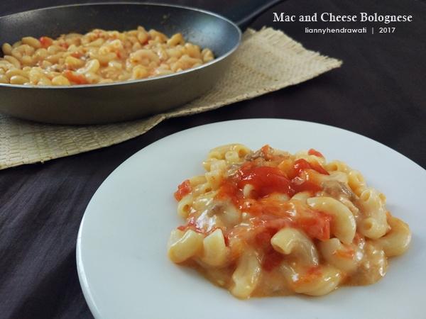 Resep Mac and Cheese Bolognese yang Super Praktis