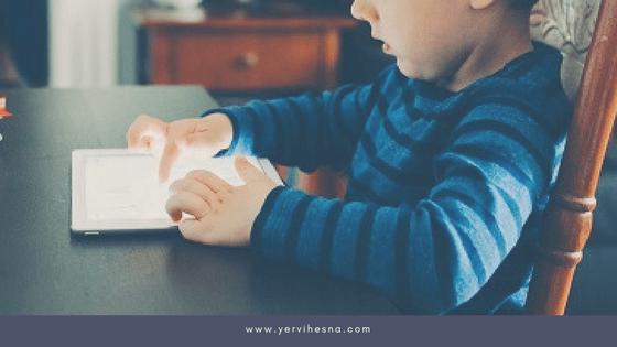 Mencegah Anak Kecanduan Gadget