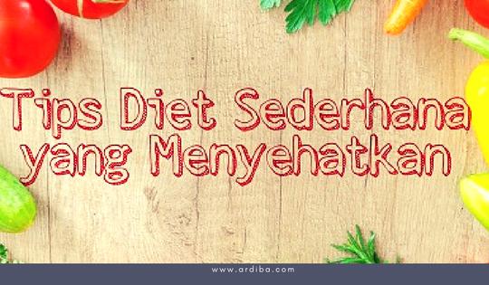 Diet Sederhana