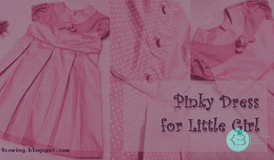 Membuat Dress untuk Anak
