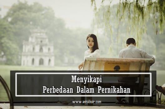 Menyikapi Perbedaan dalam Pernikahan