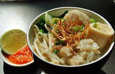 Lima Makanan Khas Kota Bandung