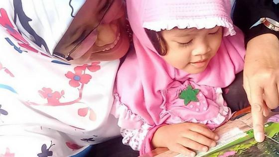 Anak Gemar Membaca