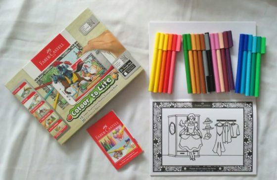 Lomba Review Colour to Life