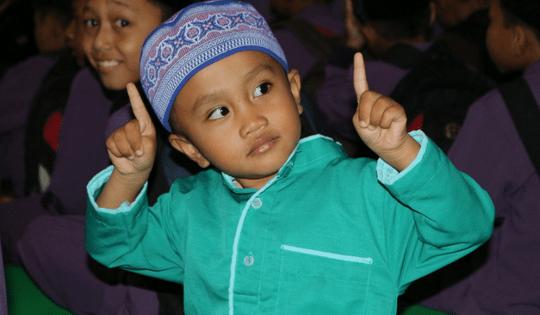 Mengajari Balita Hapal Al-Quran
