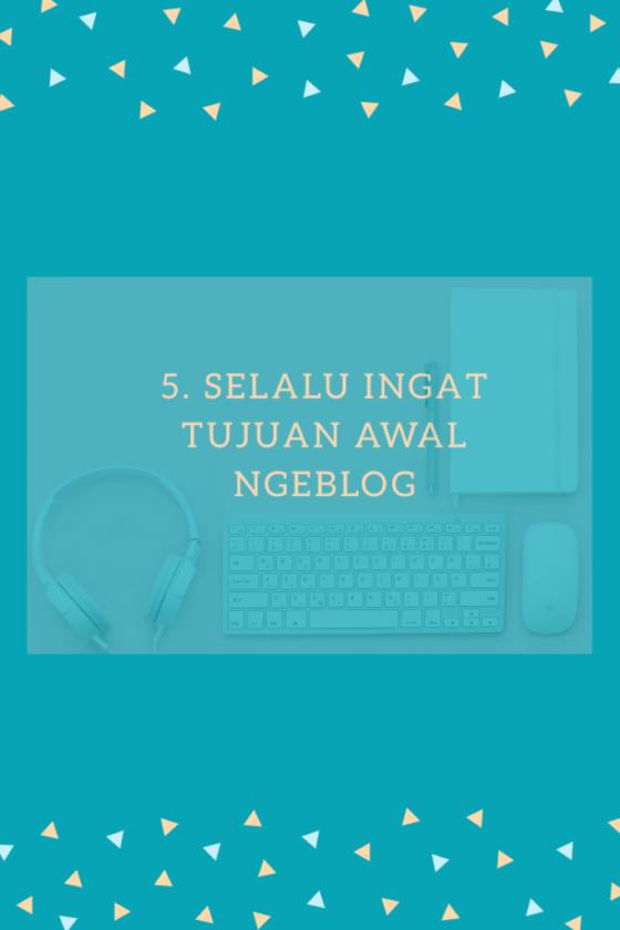 Meningkatkan Produktivitas Ngeblog