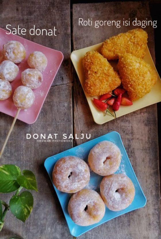 Menyulap Satu Resep Makanan Ringan Jadi 3 Macam Camilan untuk Anak