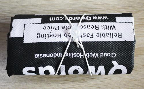 Langkah Mudah Mengubah Goodie Bag