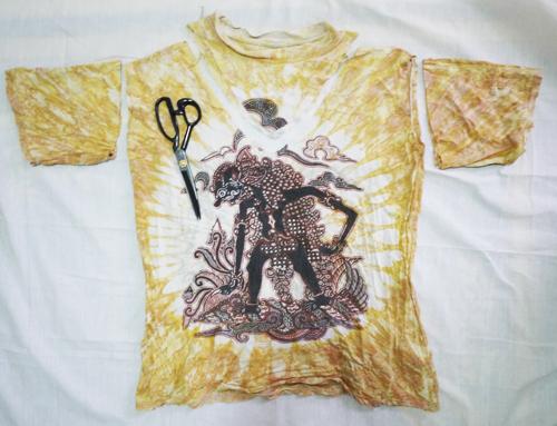 3 Gaya Tas Belanja dari T-shirt
