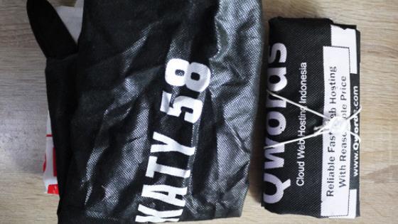Yuk, Dukung Zero Waste dengan Ubah Goodie Bag Jadi Foldable Shopping Bag