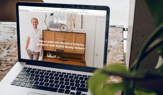 Membangun Blog Bisnis
