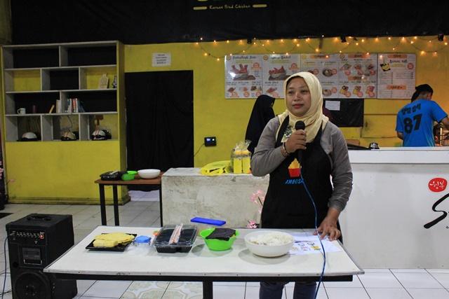 Belajar Kreasi Bento Untuk Bekal Sekolah Anak