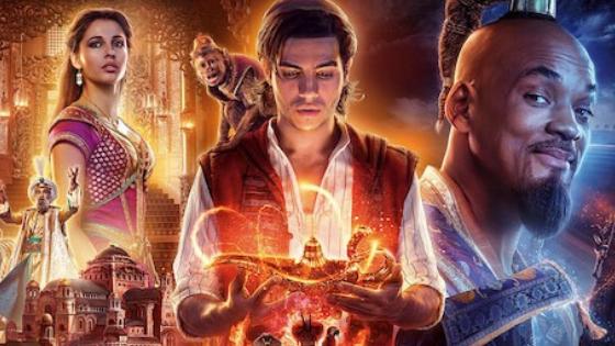 Film Aladdin : 3 Permintaan untuk Dunia Baru