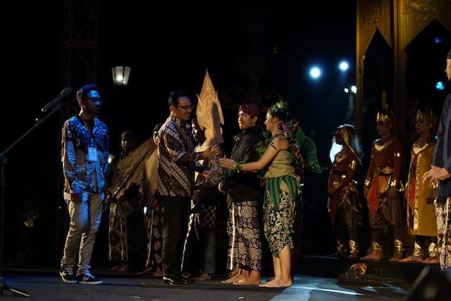 Jogja Cross Culture, Yogyakarta Kota Budaya Dunia