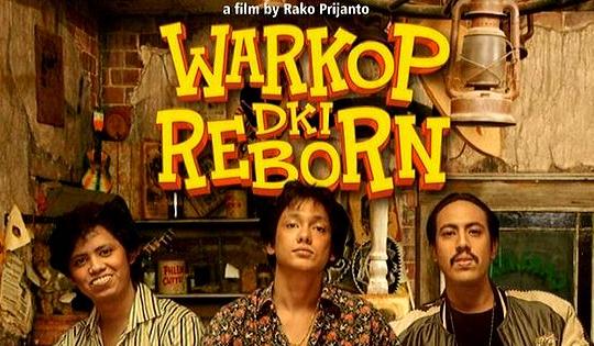 Film Warkop DKI Reborn 3: Garing-garing Ngakak