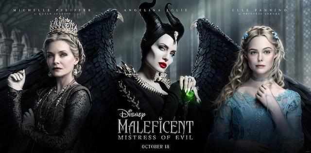 Maleficent 2: Ketika Dua Ratu War-waran