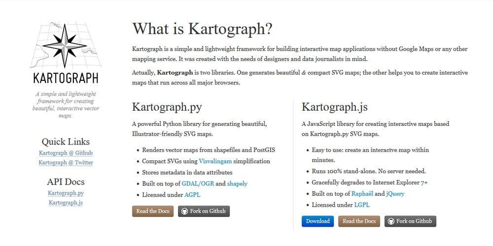 10 Tool untuk Membuat Map Infographic Keren Online dan Gratis