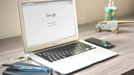 cara setting google search console