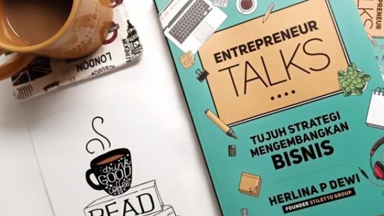 Review Buku: Entrepreneur Talks - 7 Strategi Mengembangkan Bisnis