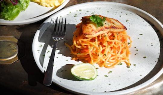 Tiga Resep Spaghetti Gampang dan Enak