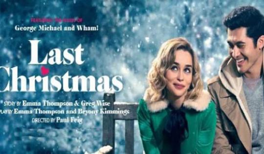Film Last Christmas, Pengantar Akhir Tahun yang Manis