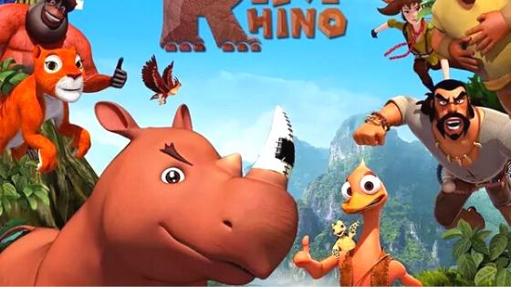 Film Riki Rhino : Ketika Manusia Jadi Predator Bagi Satwa