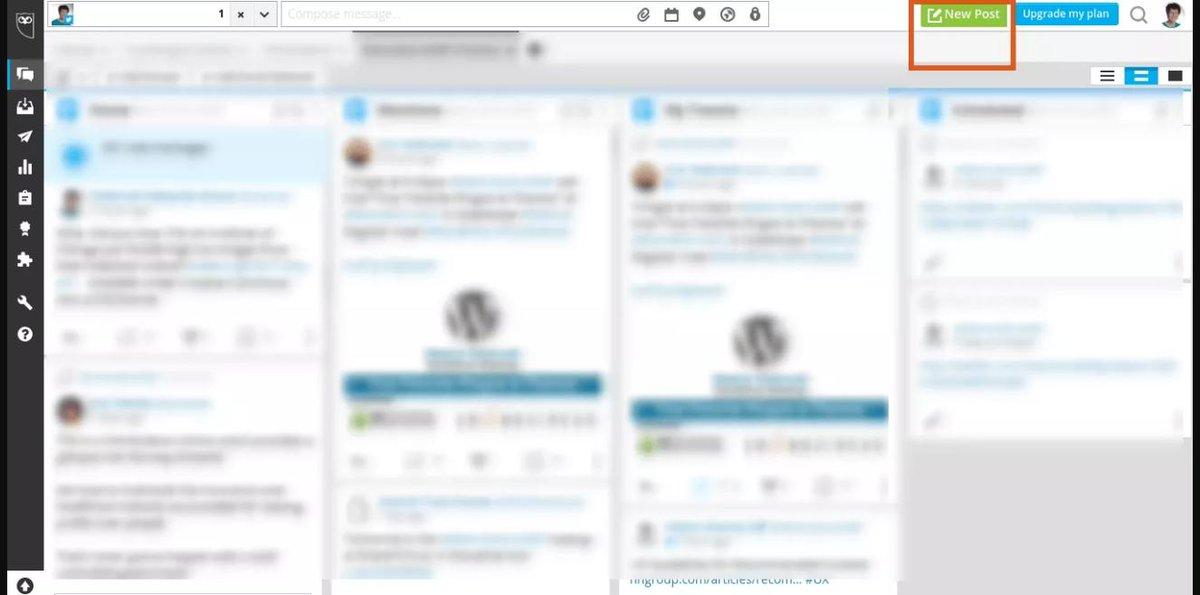 cara menggunakan Hootsuite