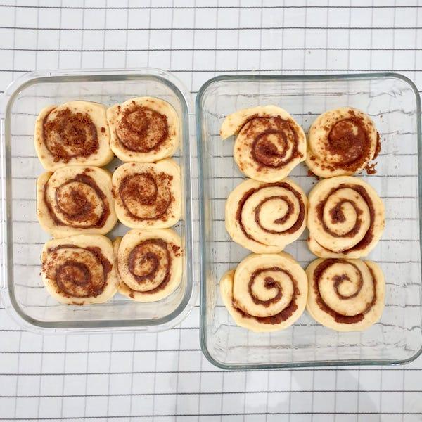 Membuat Cinnamon Roll Tanpa Mixer dan Anti Gagal
