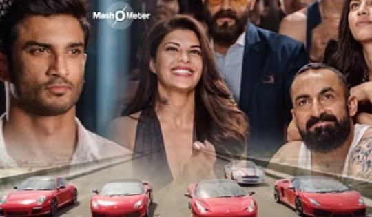 Drive (2019): Aksi Bandit Jago Balapan Ala Bollywood