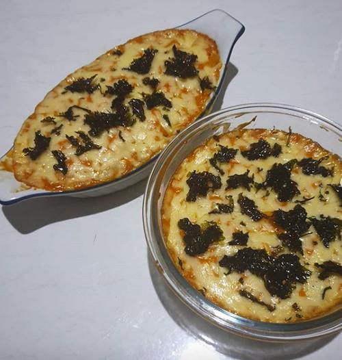 Salmon Mentai Rice ala Emak Blogger, Makanan Hits Masa Kini
