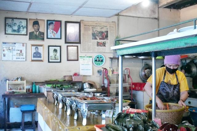 Legenda Kuliner Bandung