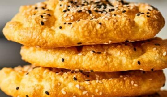 Cloud Bread atau Roti Awan, Tercipta dari Kesalahan