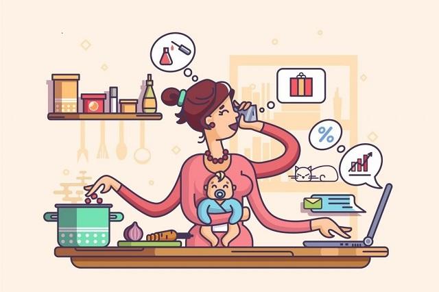 Cerita Ibu Bekerja: Drama Hidup Tiada Akhir