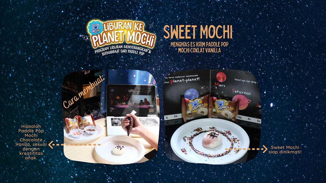Paddle Pop Sweet Mochi